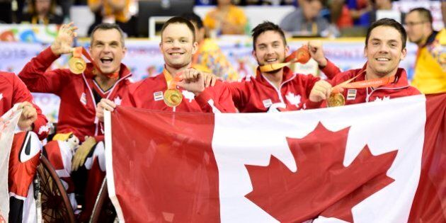 Canada's Wheelchair Rugby Team Clinches Rio Paralympics Spot With Victory Over