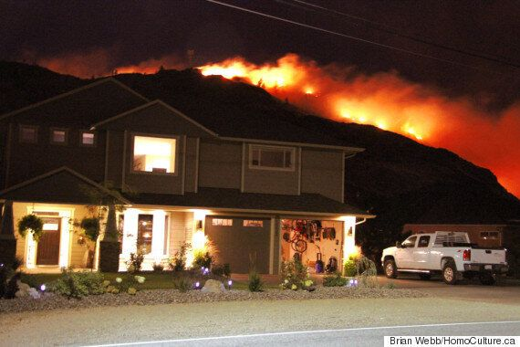 Oliver Fires: Fast-Moving, Aggressive Blazes Force