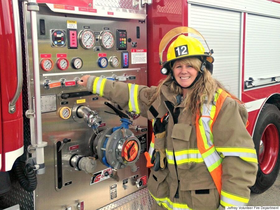 B.C. Firefighters: These Are The People Keeping Us Safe From