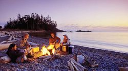 Build A Fire With Doritos (And Other Cool Camping