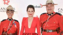 Tatiana Maslany Just Had The Most Canadian Fashion Moment