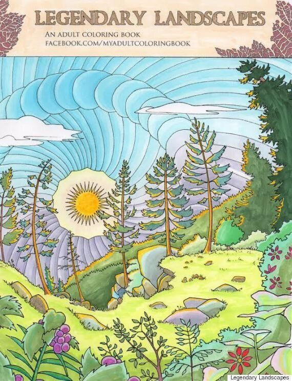 Adult Colouring Books: 17 Of Our Favourite