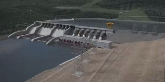 Site C Dam 'Doesn't Make Sense,' Says Former BC Hydro