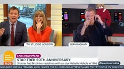 William Shatner's Trainwreck Interview Leaves TV Hosts On Another