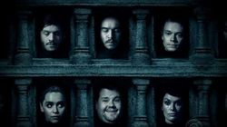 James Corden's Face Is The Least 'Boring' Face In 'Game Of