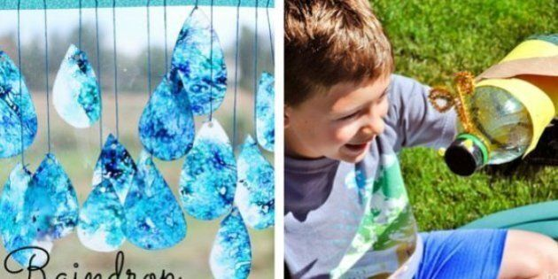 Earth Day Crafts: Activities To Connect Your Kids With