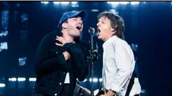 Jimmy Fallon Stole The Show At Paul McCartney's Vancouver