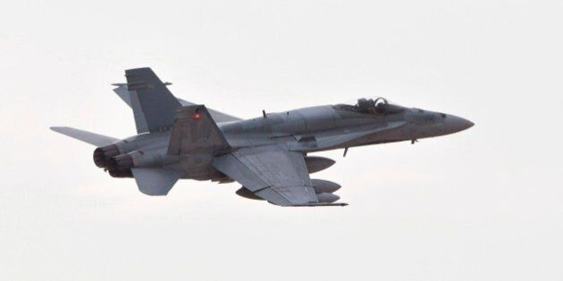 Canadian Air Strikes Against ISIL Top 29 In Last