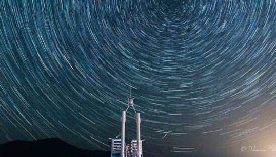 Patient Vancouver Photographers Capture Celestial