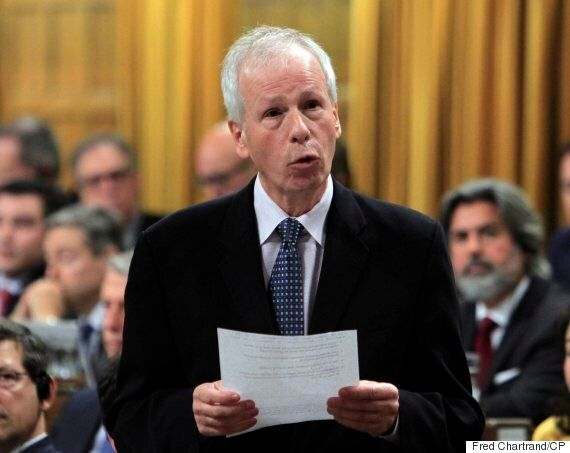 Stephane Dion Apologizes For How Thumbs-Down Gesture Was