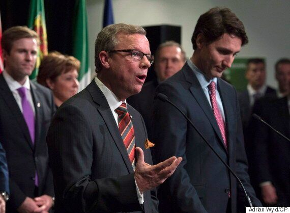 Saskatchewan Premier Brad Wall Looks At Legal Options On Federal Carbon Tax