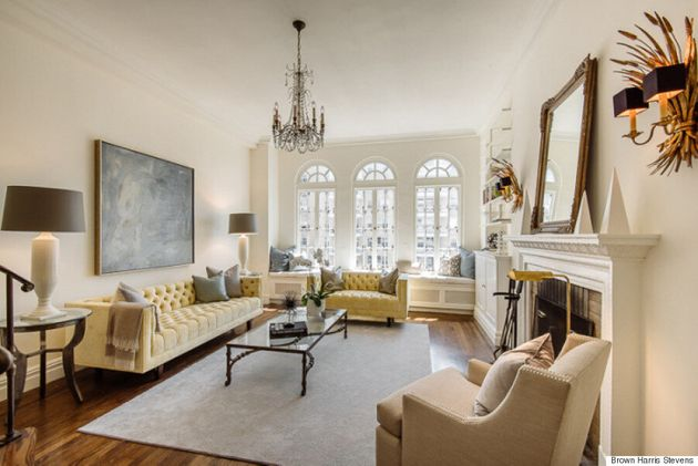 'Sex And The City' Author Candace Bushnell's New York Apartment Is Now For