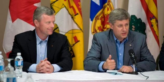Mike Allen, Former MP, Joins New Brunswick PC Leadership