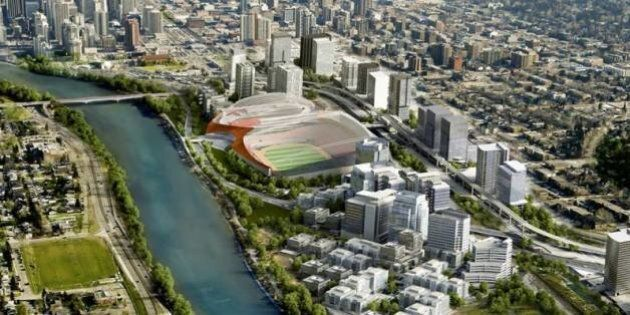 CalgaryNEXT Project Could Cost Twice Original Estimate: City