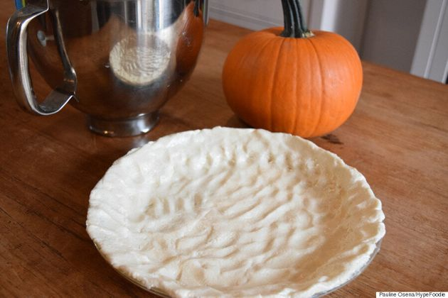 Pumpkin Pie Gets An Allergy-Friendly Make