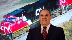 CN CEO Takes Leave Over Pre-Cancerous