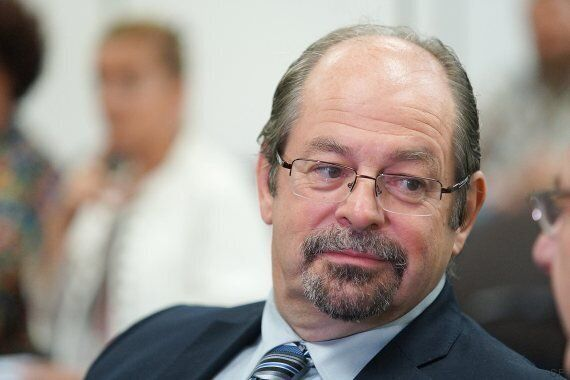 Quebec Native Affairs Minister Geoffrey Kelley Rebuked For Using Term 'Indian