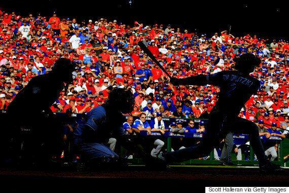 Toronto Blue Jays Crush Texas Rangers In ALDS