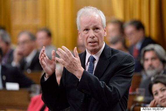 Stephane Dion Not Sorry For Thumbs Down Gesture During Tory MP's