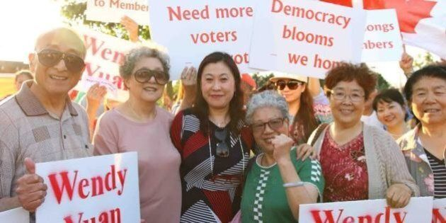Wendy Yuan's Blocked Liberal Nomination Prompts B.C. Executive To