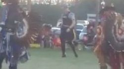 Saskatchewan Mountie Busts A Move At