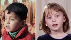 Watch: The Biggest Fears Of Kids From War Zones Vs. Safe