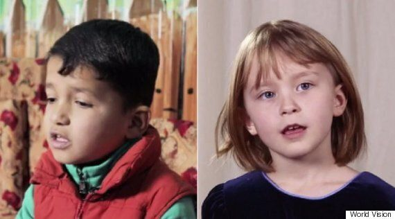 World Vision Asks Kids Across The Globe About Their Biggest