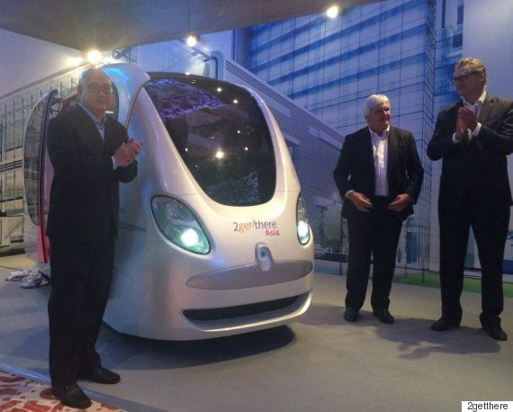 Automatic, Driverless Car Pods Could Be Realized In Singapore Later This