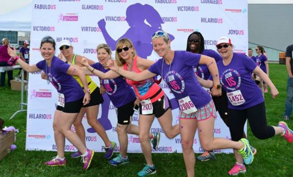 I'm Paying It Forward By Running For Women's Mental