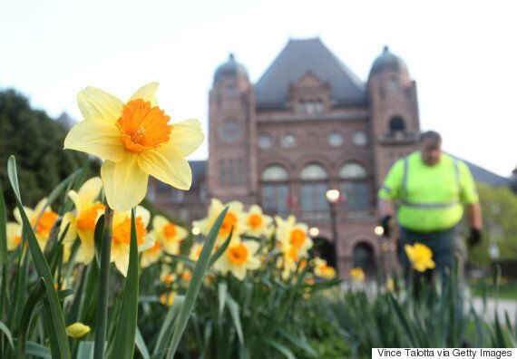 Canada Spring Forecast 2017 Will See Warmer Than Usual Temperatures..