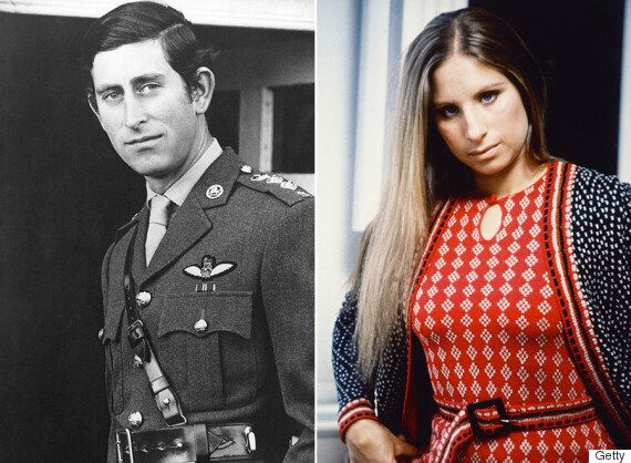 Prince Charles May Have Had Affair With Barbra Streisand, Author