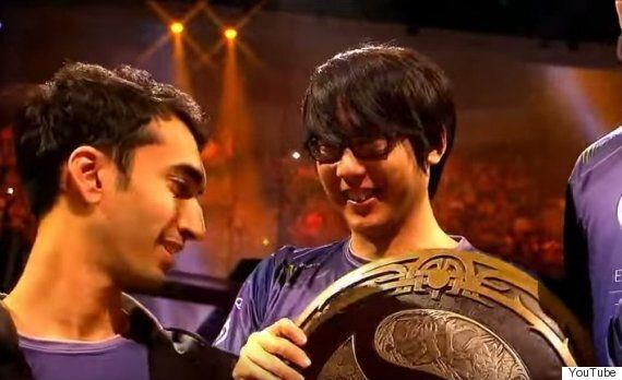 Kurtis Ling, Better Known As Aui_2000, Wins Millions In Dota 2 Gaming
