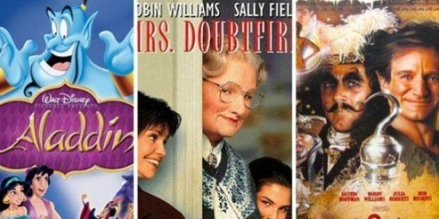 Robin Williams' Movies Your Kids Need To
