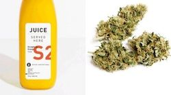 Weed Delivery Company Finds A Clever Way To 'Juice' New Pot