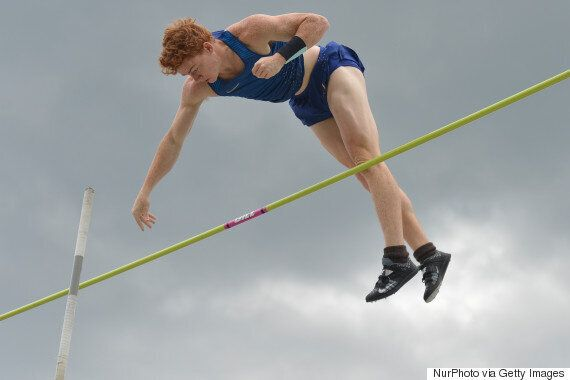 Canadian Pole Vaulter Shawn Barber Tests Positive For Cocaine Before