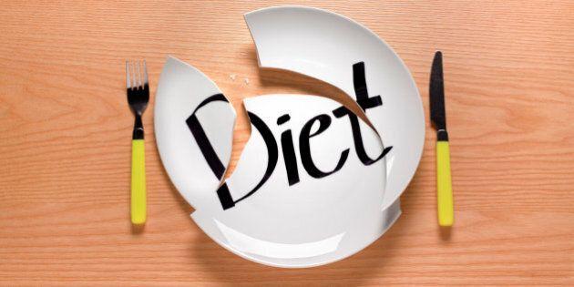 Diet broken