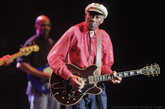 Chuck Berry, Rock 'N' Roll Legend, Dies At