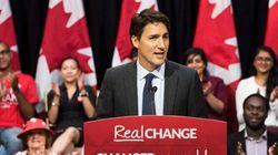 Trudeau: Harper Has Turned Ottawa Into 'A Partisan