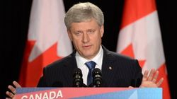 Harper: Majority Of Canadians Oppose Legalizing