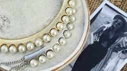 This Jewelry Collection Makes Wearing Pearls Cool