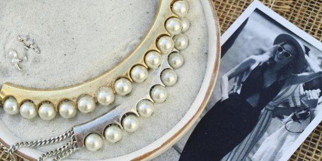Jenny Bird Partners With Indigo For Modern Pearl