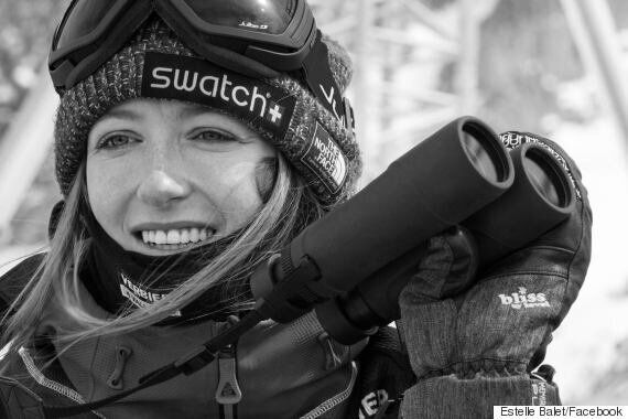Estelle Balet, Swiss Snowboarding Champion, Killed In Avalanche While