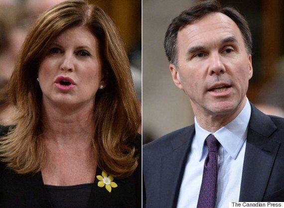 Bill Morneau Says Tories Left Deficit, Despite PBO's Surplus