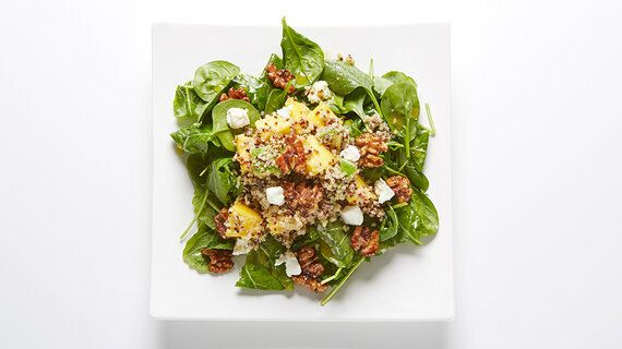 Celebrate Spring With These 10 Light And Healthy