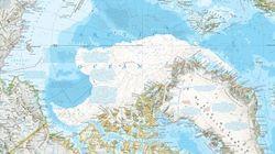 Arctic Ice Loss Is So Bad NatGeo Has To Keep Redrawing Its