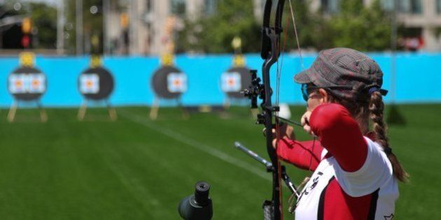 Four-Time Paralympian Van Nest Hopes Parapan Am Games Inspire Canadian Kids To Try