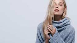 Cozy Knit Sweaters To Snuggle Up In This