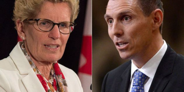 Ontario Liberals Announce Candidate To Run Against PC Leader Brown In