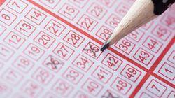 One Winning $50 Million Lotto Max Ticket