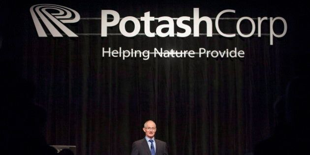 PotashCorp Takeover Offer Rejected Again By German Fertilizer